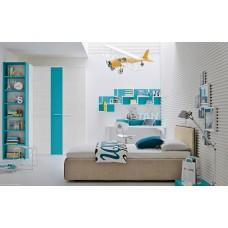 Airplane kids room Model BR 1350