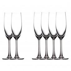 6 PCS HIGH QUALITY GLASSWARE