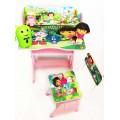 Dora Study Wooden Table