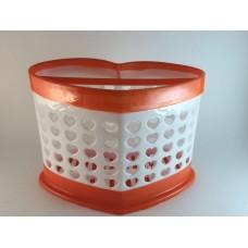HEART BOX FOR BATHROOM