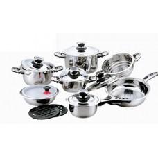Muller Koch Cookware Set 16 Pcs